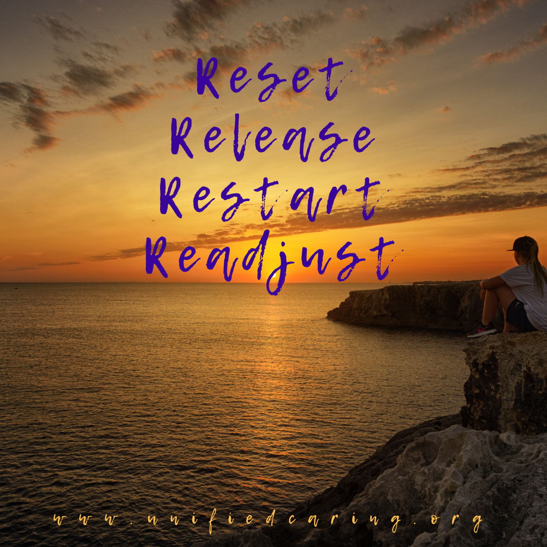 release what no longer serves you