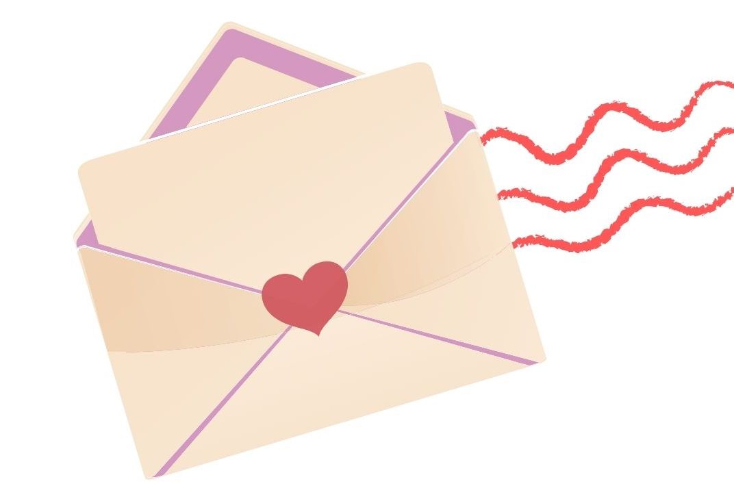 love letter in motion